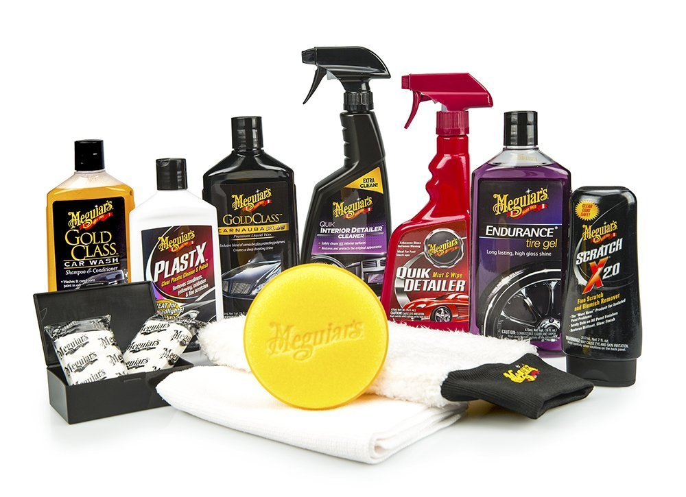 Meguiar Heavy Duty Headlight Restoration Kit