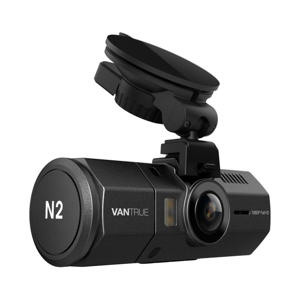 Vantrue N2 Dual Dash Cam review