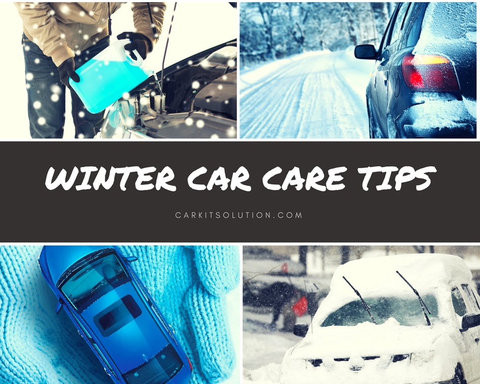Excellent Winter Car Maintenance Tips