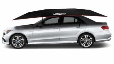 Lanmodo car tent reviews