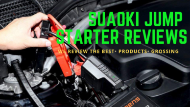 suaoki jump starter reviews