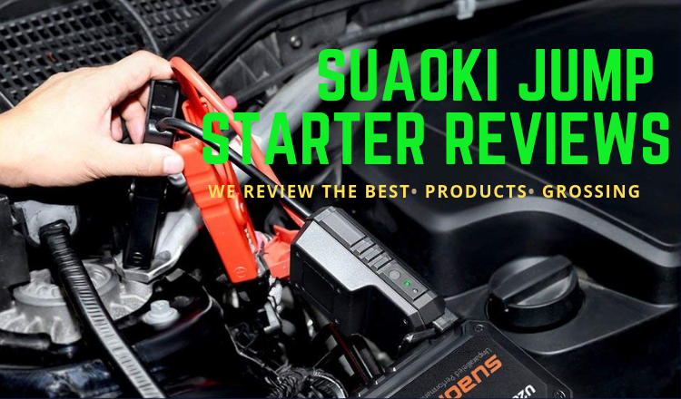 suaoki jump starter reviews