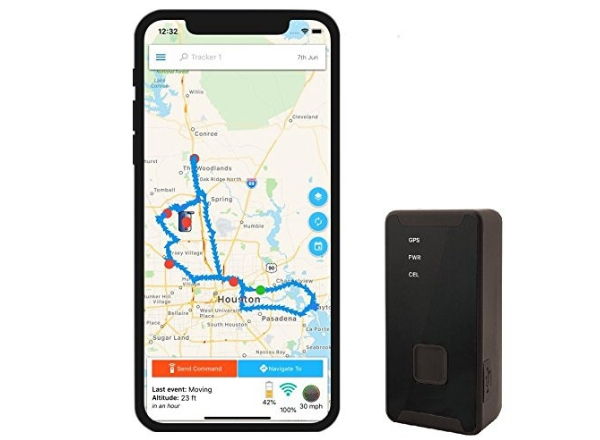 optimus gps tracker review