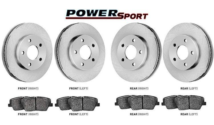Power sport brakes review