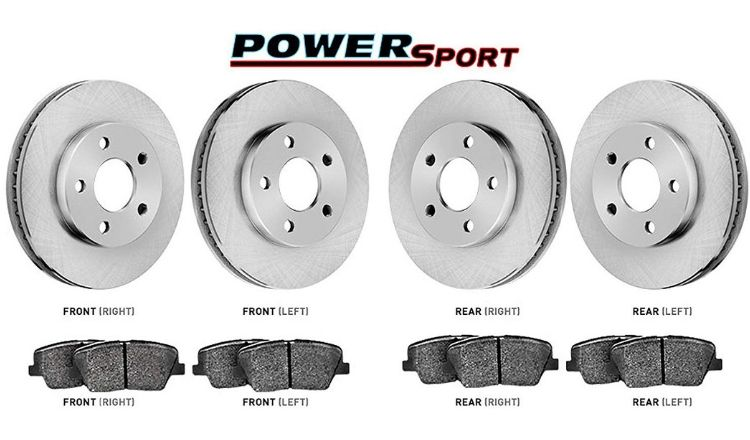 Power sport brakes review