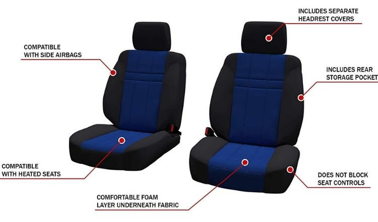 ShearComfort seat covers review