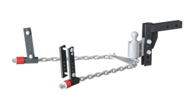 Andersen weight distribution hitch reviews