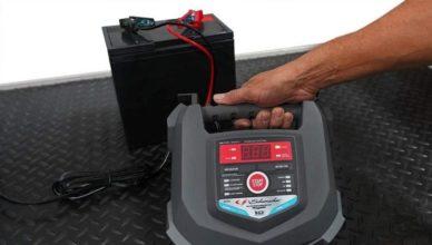 Schumacher Battery Charger Review