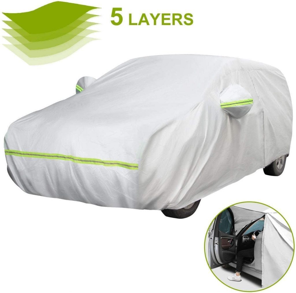 Best Rated Car Covers Review