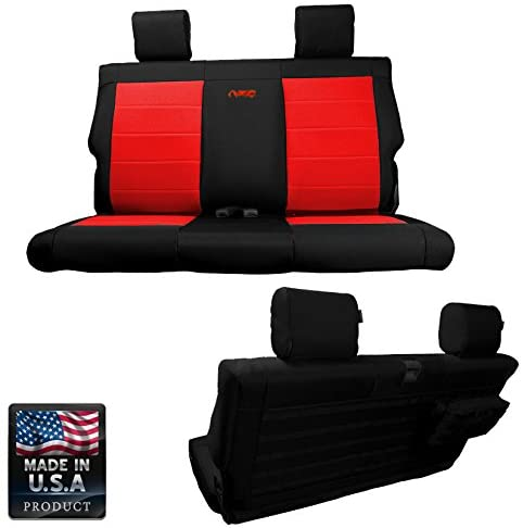 Bartact Jeep Seat Covers Review