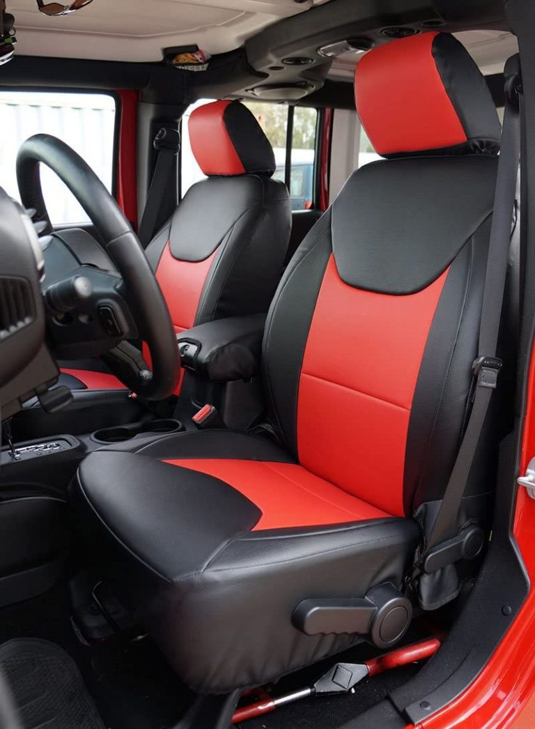 Iggee seat covers jeep tj