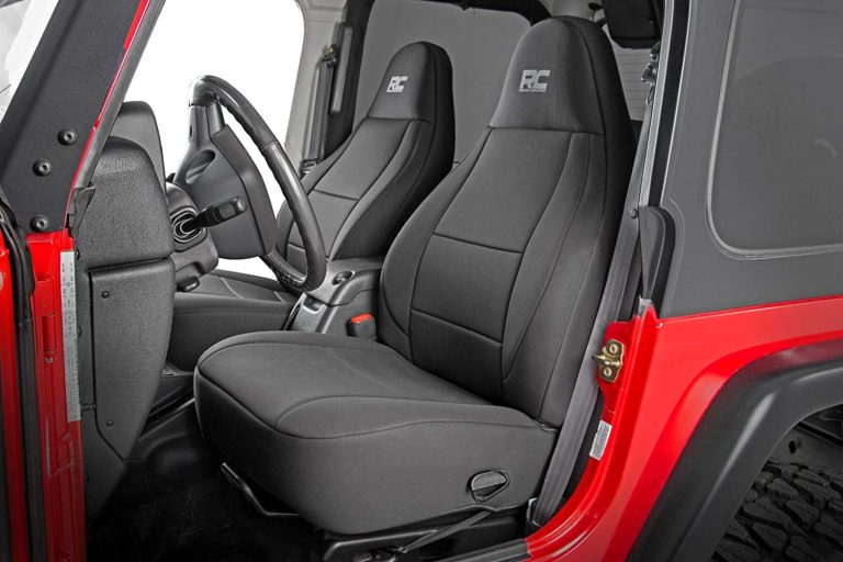 Rough Country 91000 Neoprene Seat Covers